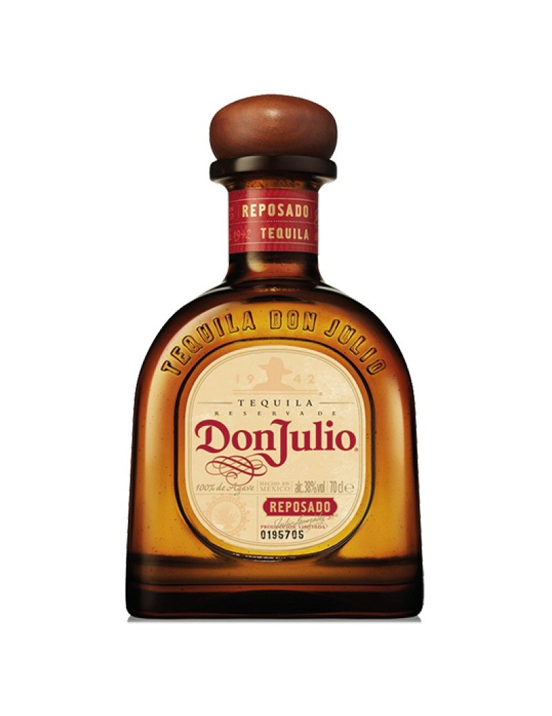 Téquila Don Julio Reposado