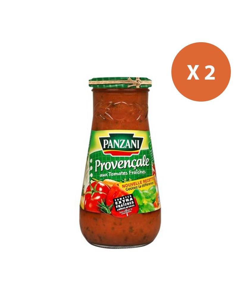 Sauce Provencale Panzani 2 x 600G