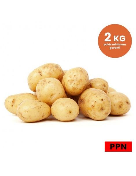 Pomme de terre Russet import sachet 2KG