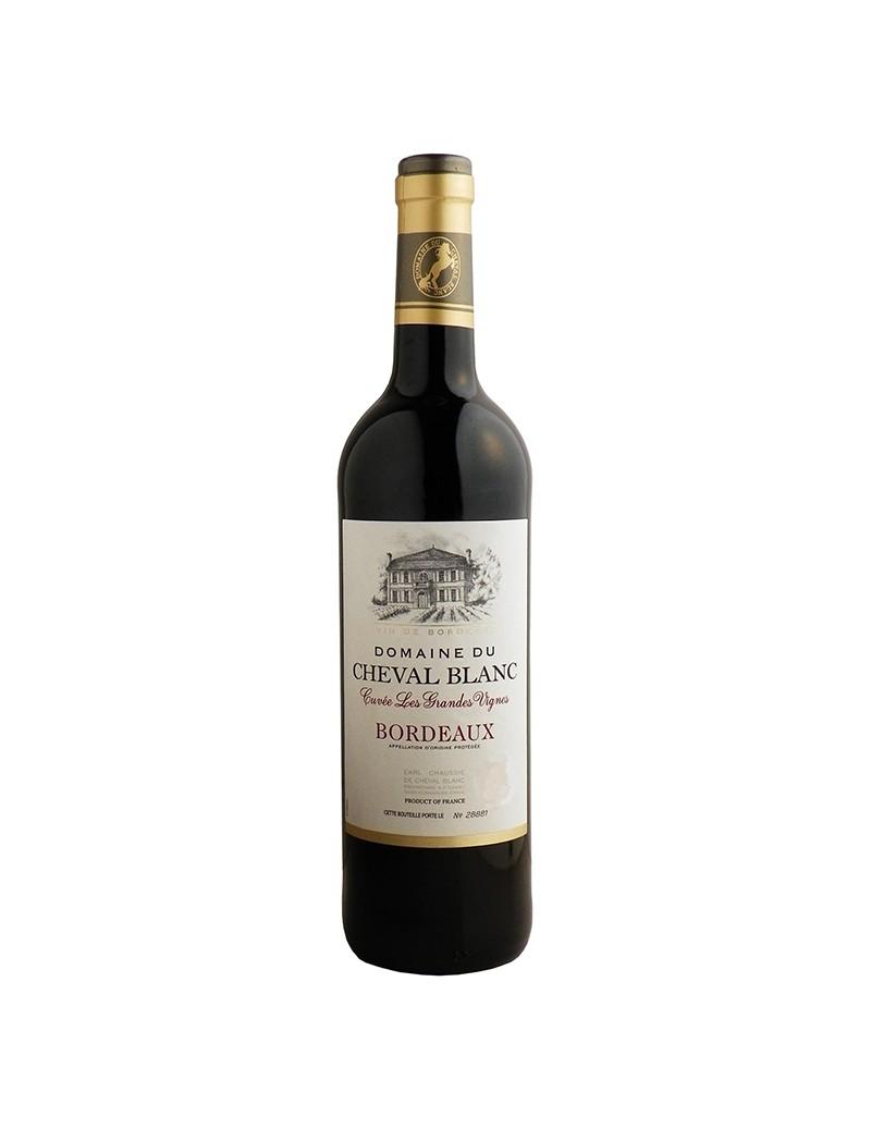Domaine du cheval Blanc Bordeaux Rouge 2019