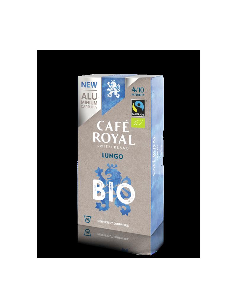 Café Royal Alu Lungo Bio 10...