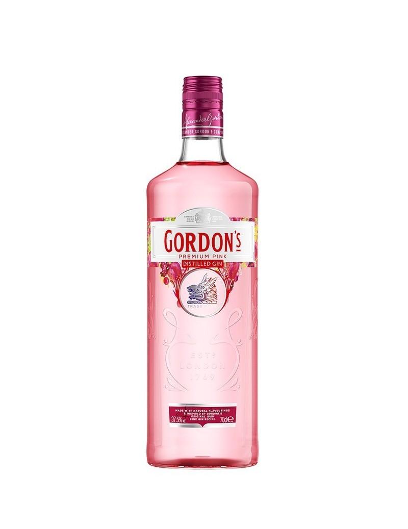 Gin Gordon's Pink Distilled