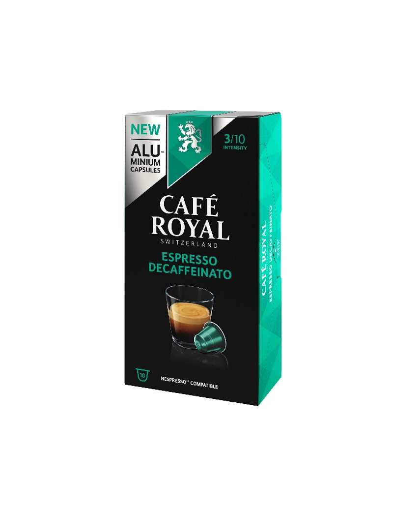 Café Royal Alu Decafeinato...