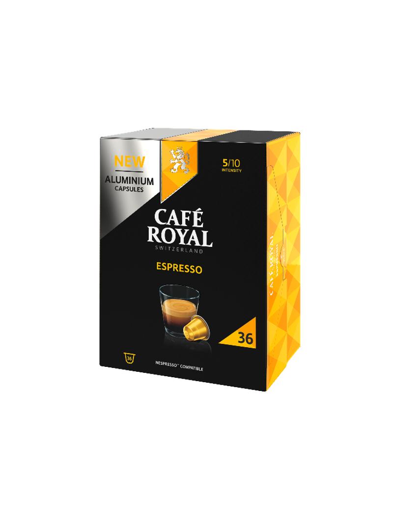 Café Royal Alu Espresso 36...