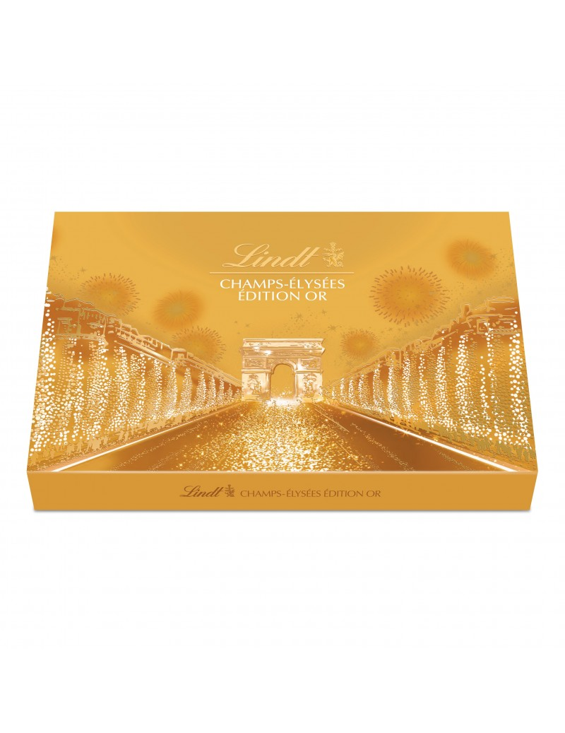 Lindt Champs Elysee edition...