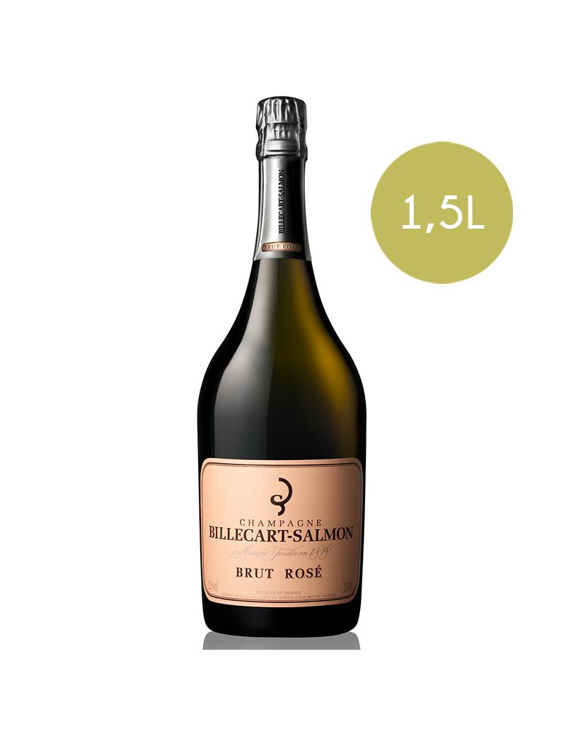 Billecart-Salmon Brut Rosé Magnum