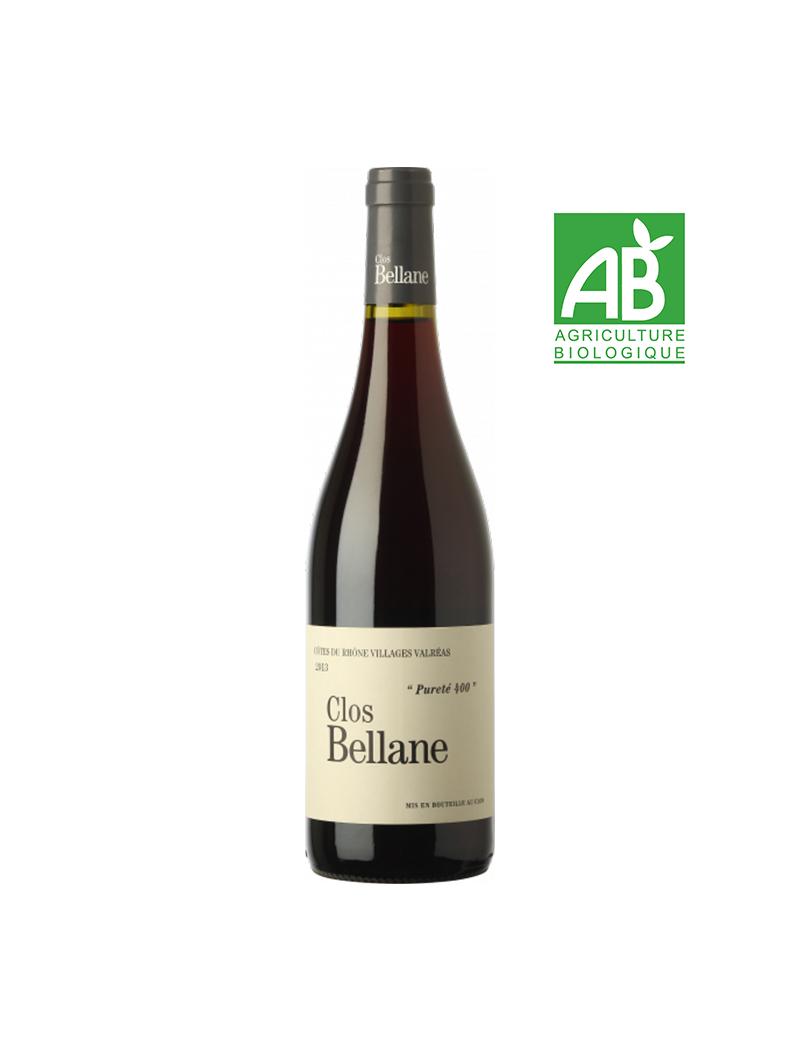 Clos Bellane Bio Rouge 2017