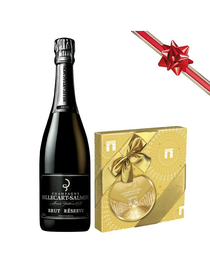 Coffret Champagne Billecart...