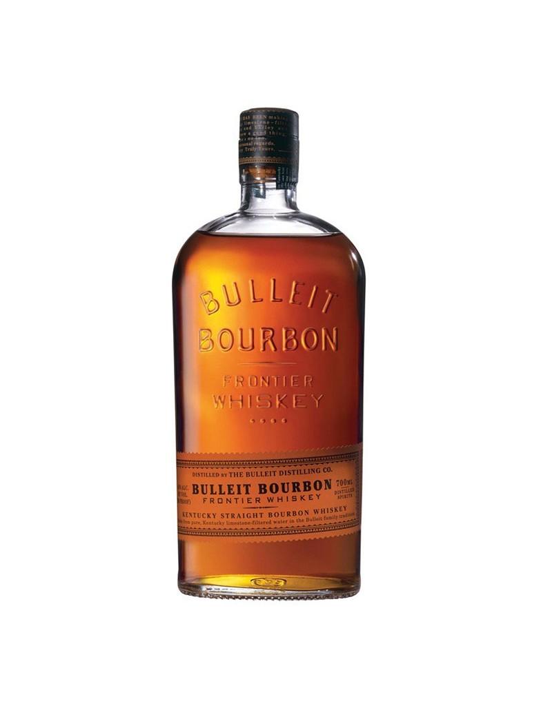 Bulleit Bourbon Whiskey 70cl