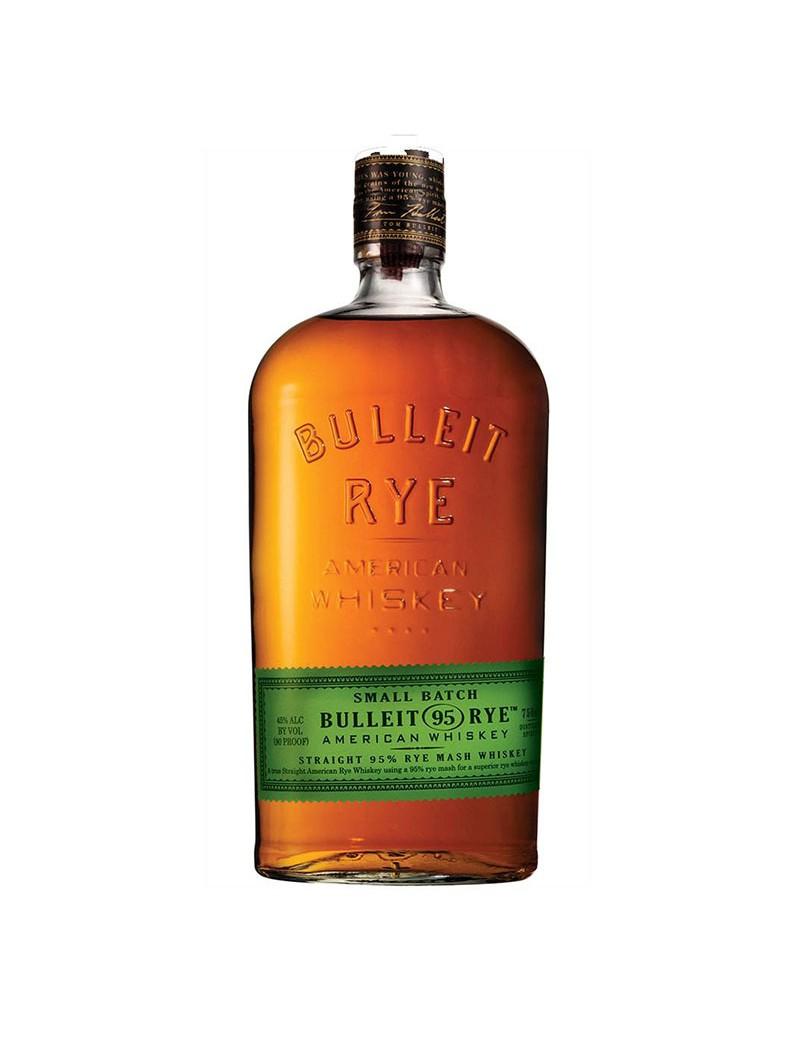 Bulleit Bourbon Rye 70cl