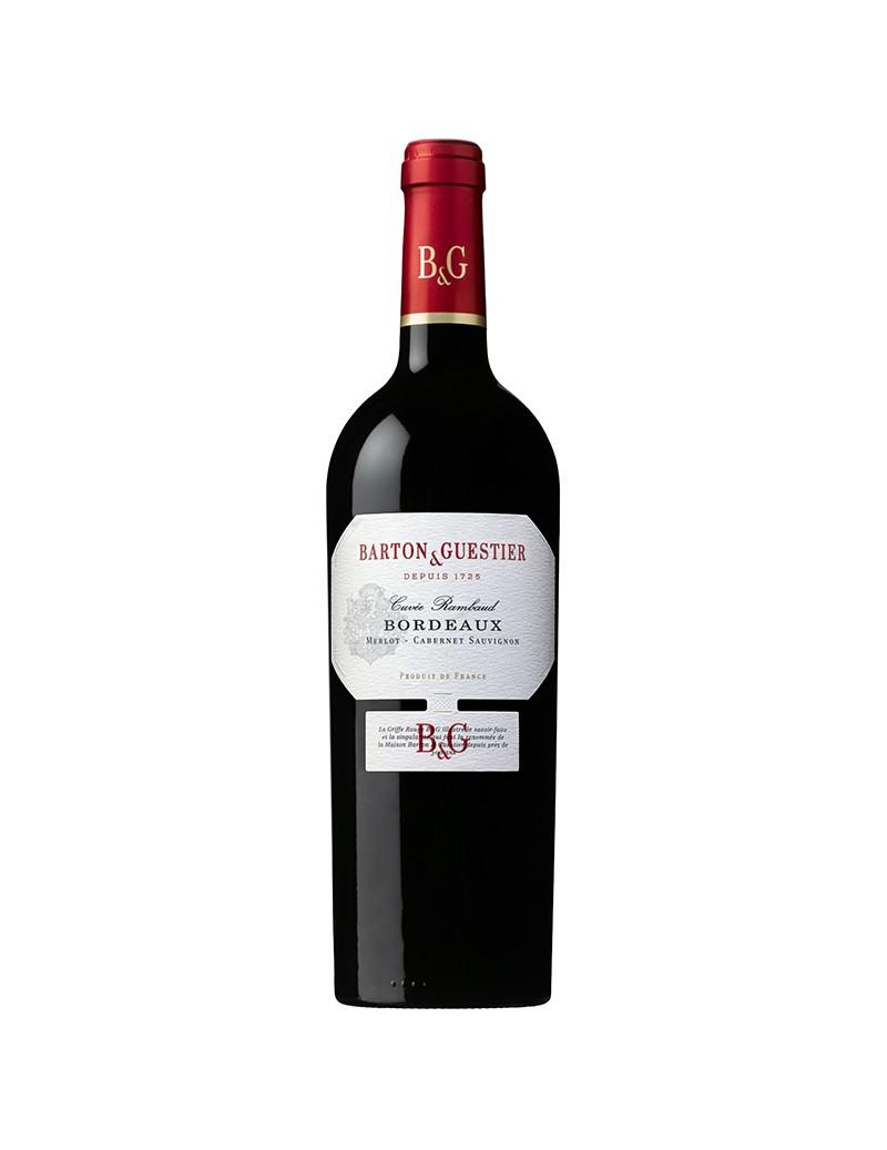 Barton & Guestier Bordeaux Rouge 2016