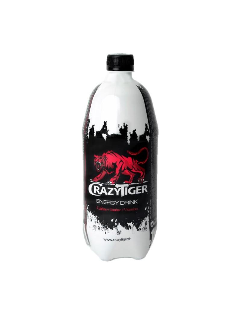 Crazy Tiger 1L Energy Drink