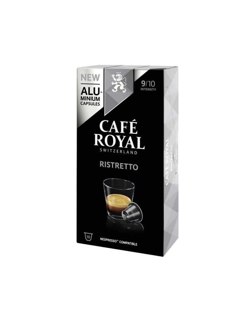 Café Royal Alu Ristretto 10...