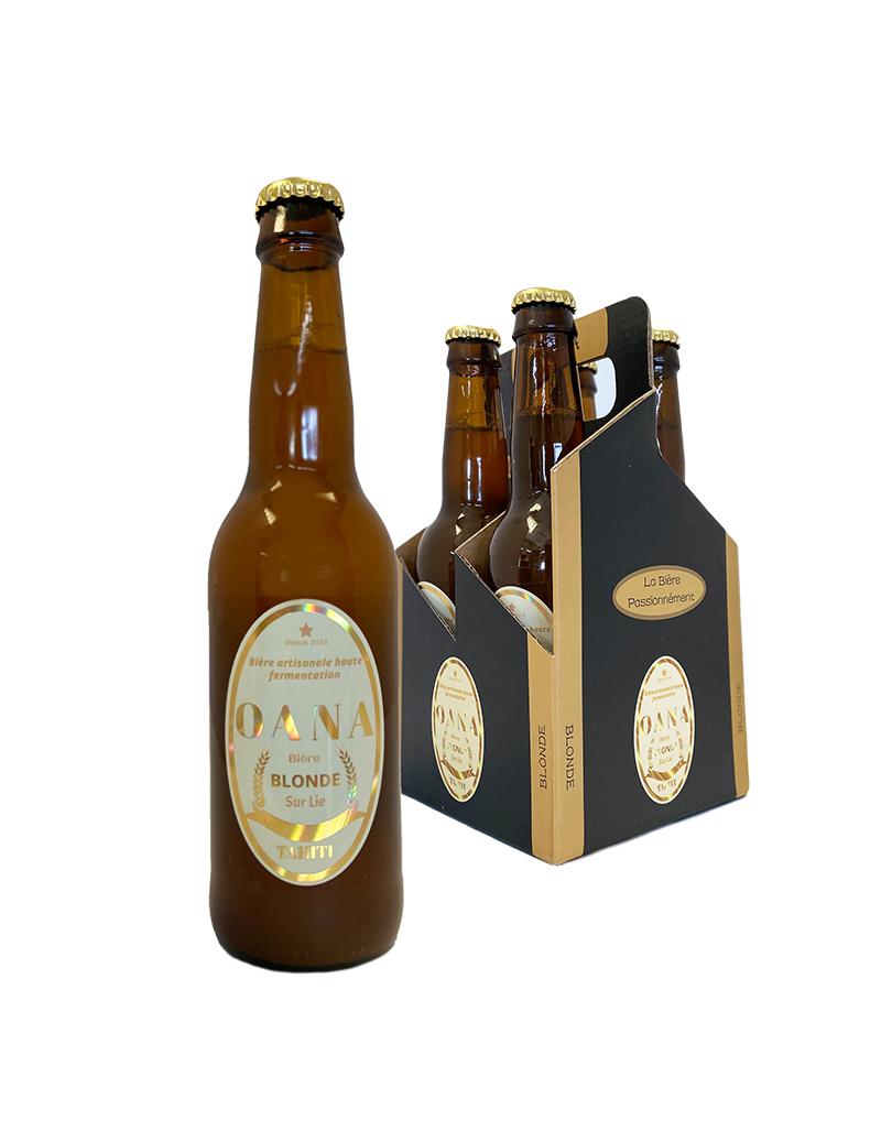 OANA Bière Blonde 4x33cl