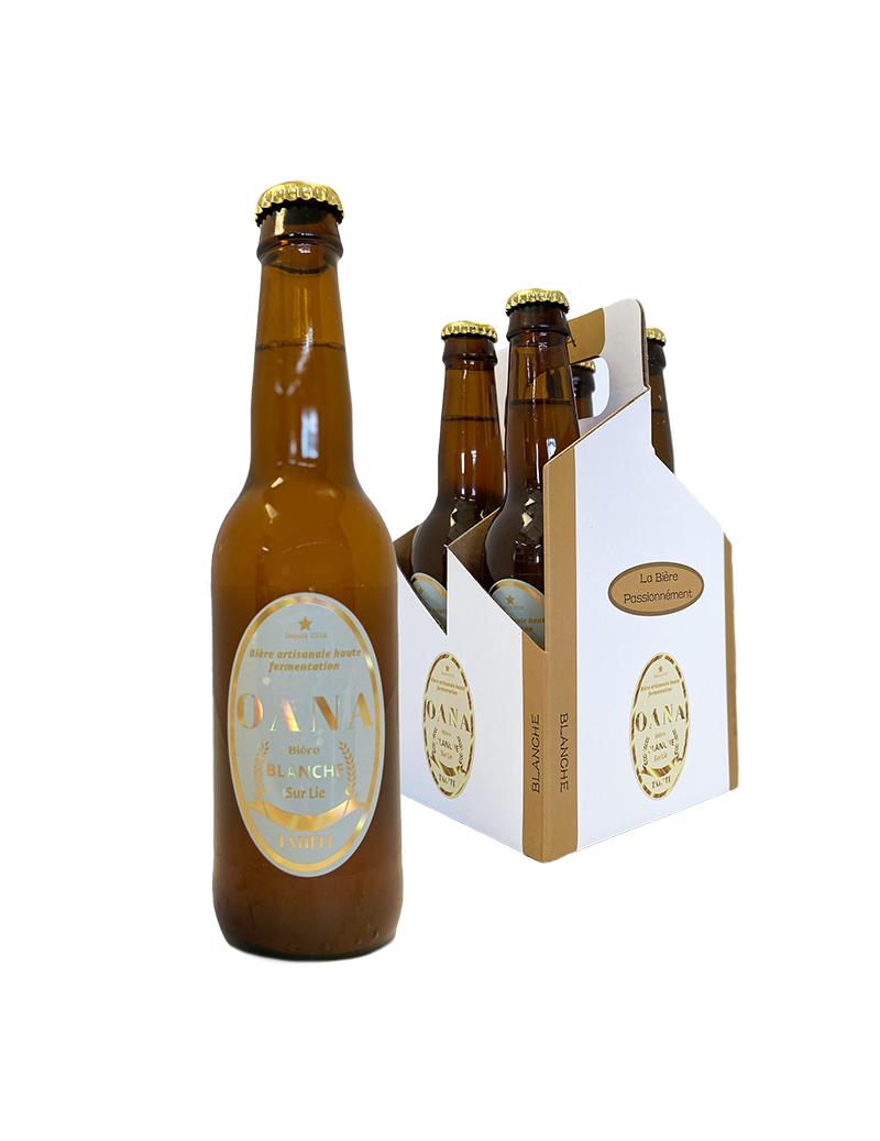 OANA Bière Blanche 4x33cl