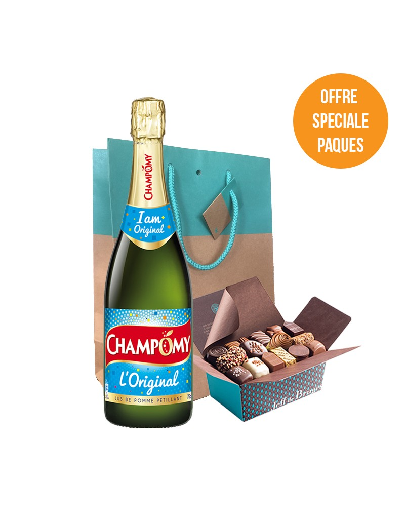 Package Champomy et...