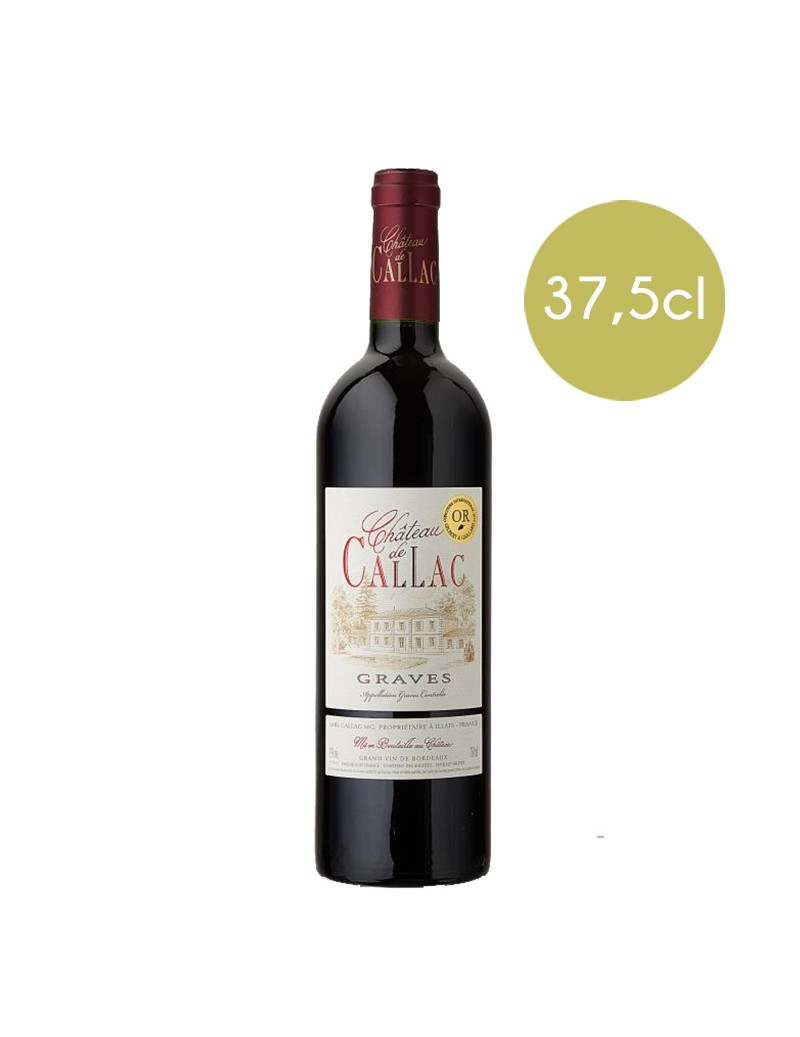 Château Callac 2016 - 37.5cl