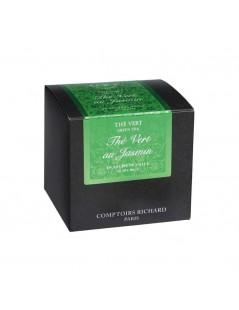 Thé vert au Jasmin boîte sachets voiles
