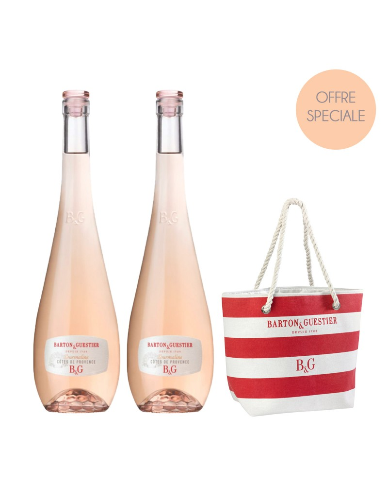 Offre spéciale Tourmaline Côtes de Provence 2020