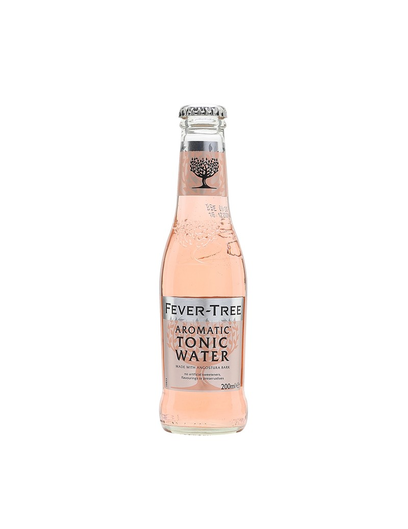 Fever Tree Aromatic Tonic Water 20cl