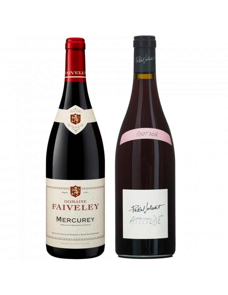 Pack Duo Pinot Noir