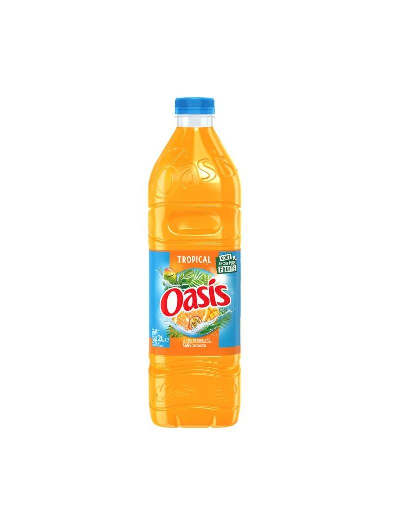 Oasis Tropical PET 2L