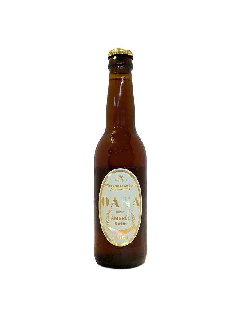 OANA Bière Ambrée 33cl