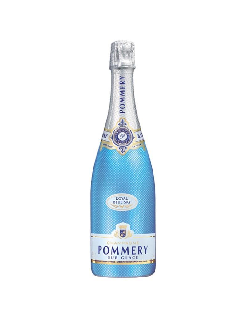 Pommery Blue Sky