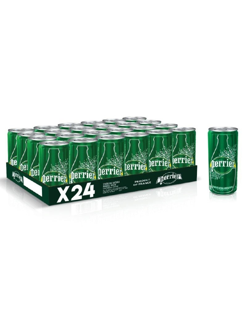 Perrier nature 24 x 33cl