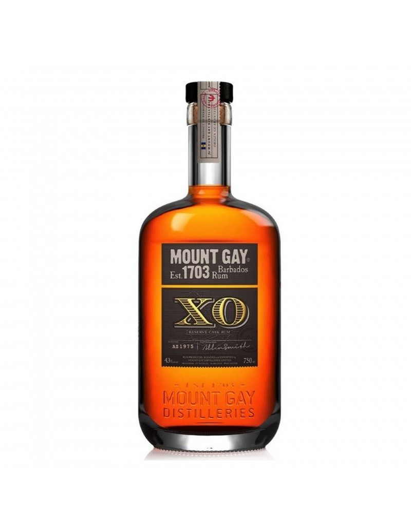 Rhum Mount Gay Extra old brun