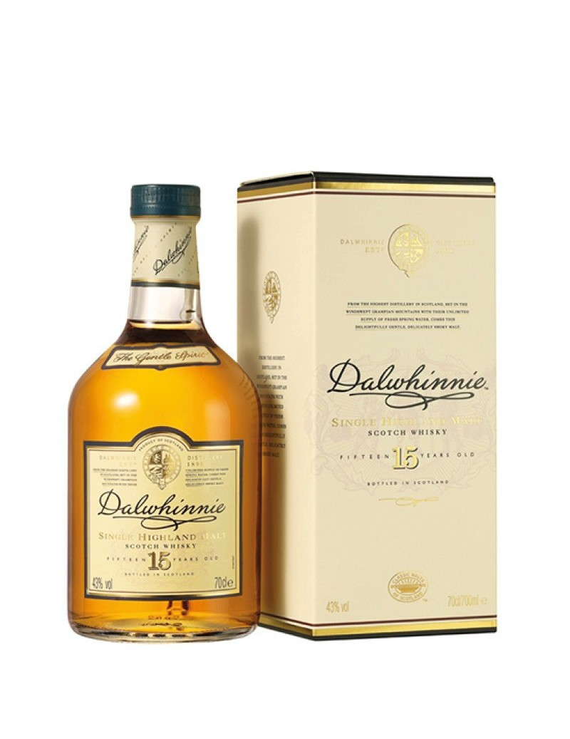 Dalwhinnie Pur Malt 15 ans