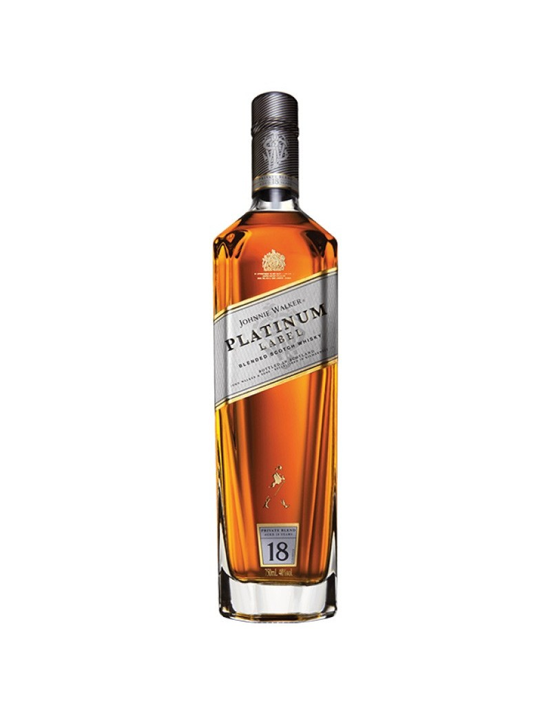 Johnnie Walker Platinum Label 18 ans