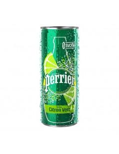 Perrier aromatisé citron vert 30 x 25cl