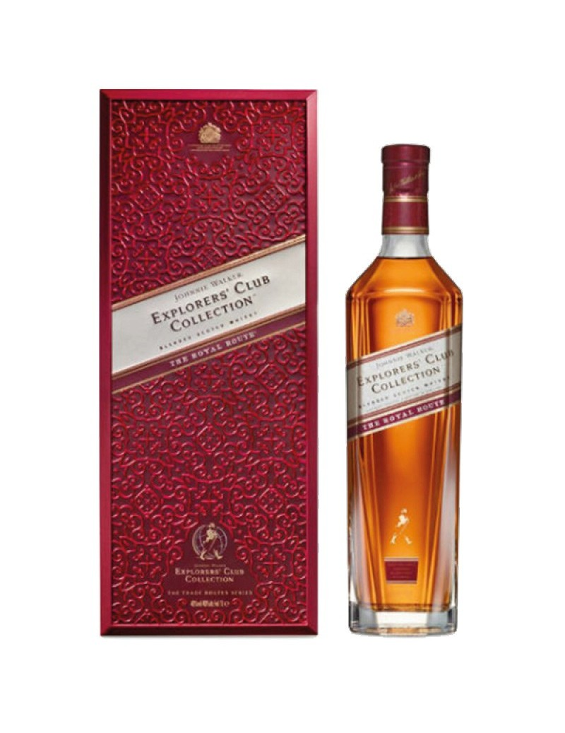 Johnnie Walker Explorer Royal Route