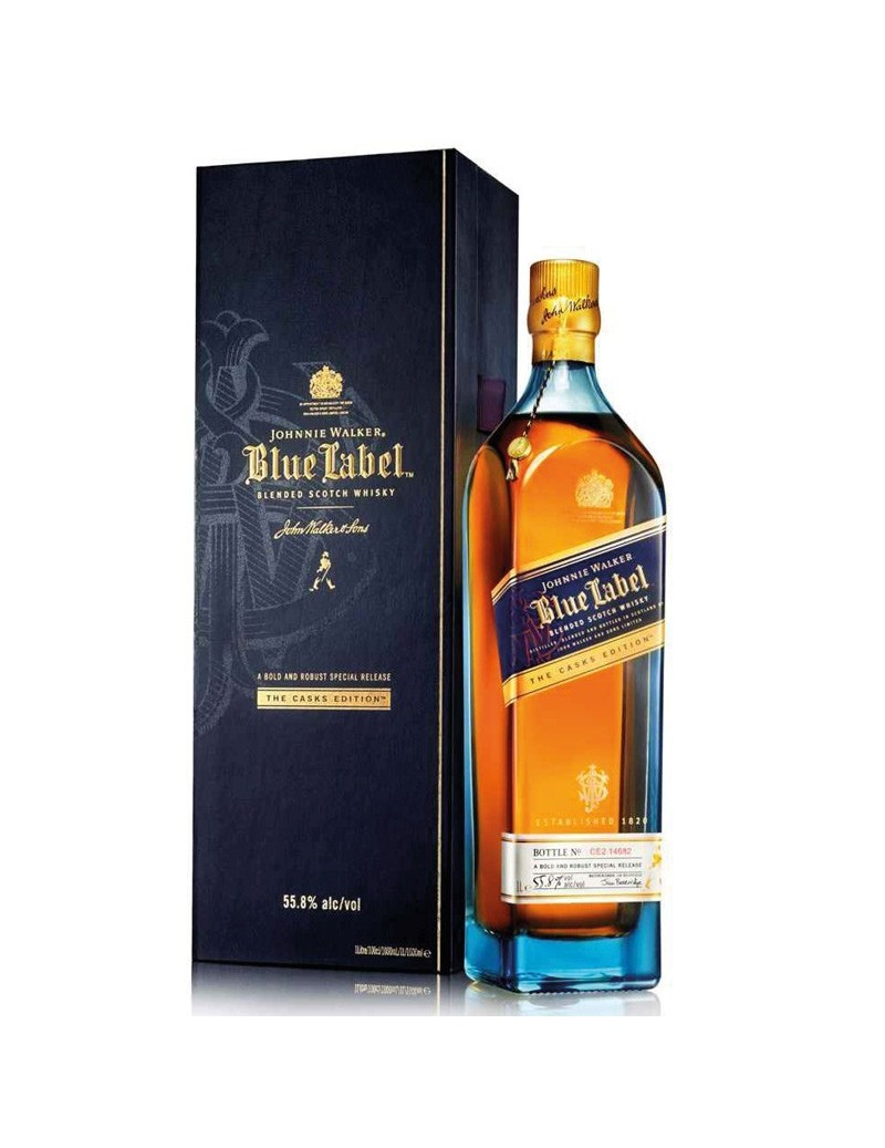 Johnnie Walker Blue The Casks Edition