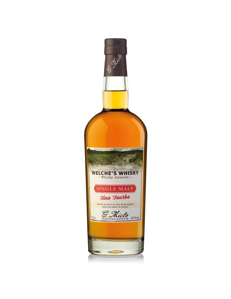 Welche's Single Malt Fine Tourbé