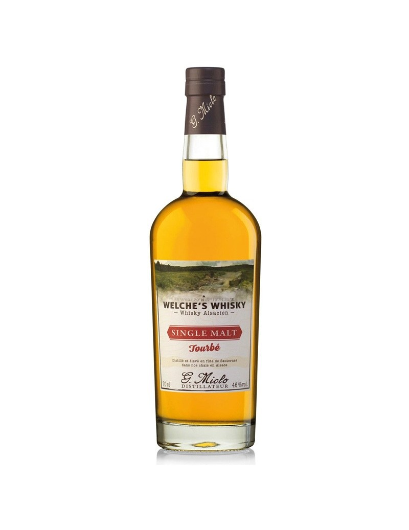 Welche's Single Malt Tourbé