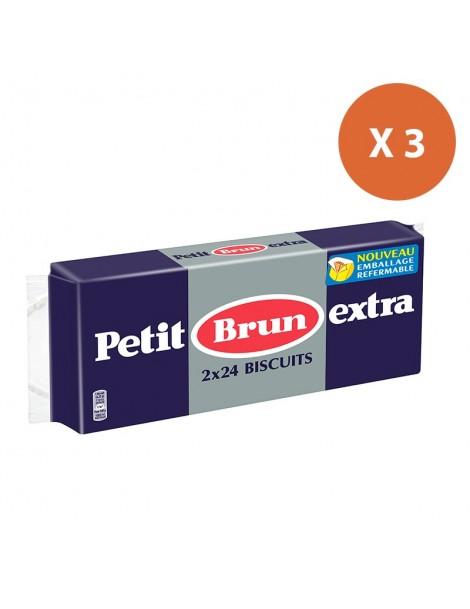 Petit Brun Extra LU 3 x 150G