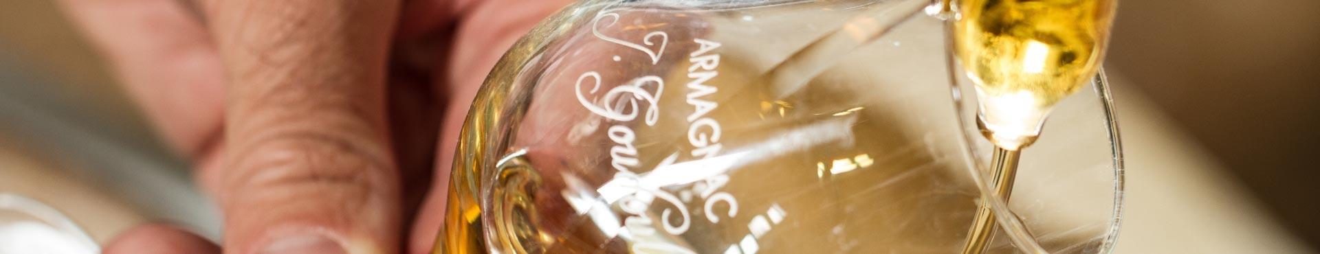 Nos Armagnacs - OnWine